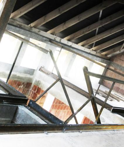 dom jednorodzinny budowa 2 house projects Wilczopole Piotr Wolinski Architektura